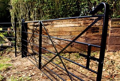 10ft Farm Gate Derwent Valley Forge