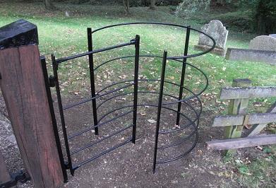 3 ft Kissing Gate